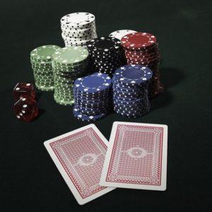 póker zseton készlet